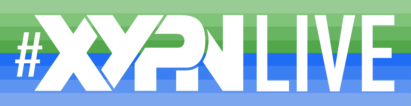 #XYPNLIVE logo